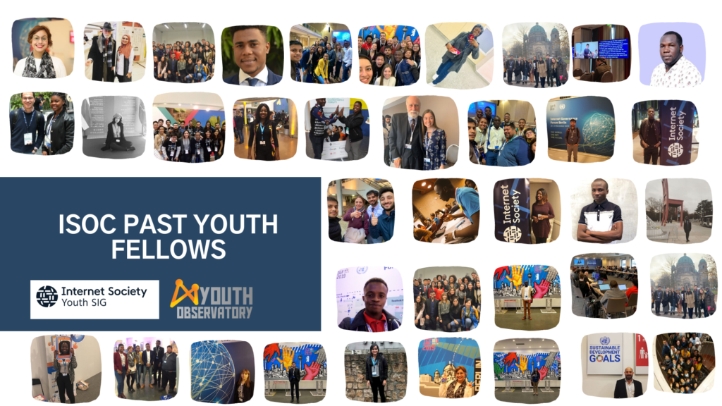Youth IGF Past Fellows