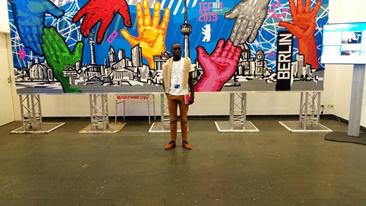Innocent Adriko-IGF 2019 Youth Ambassadors Program