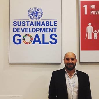 Nicolás Fiumarelli-IGF 2019 Youth Ambassador