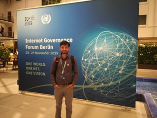Mohammad Atif Aleem-IGF Youth Ambassadors Program