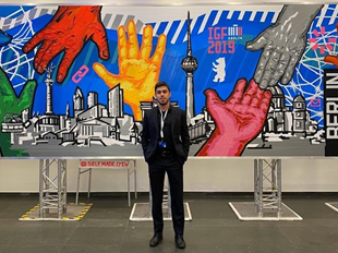 Pedro Lana-IGF Youth Ambassadors Program