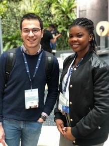 El-Hoïma Kedassa BARTHÉLUS-IGF Youth Ambassadors Program